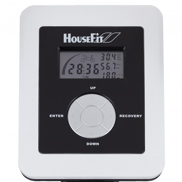 Eliptický trenažér HouseFit Motio 50 počítačg