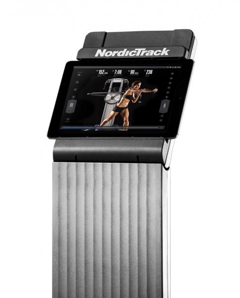 Posilovací věž  Nordictrack Fusion CST stojan na tablet