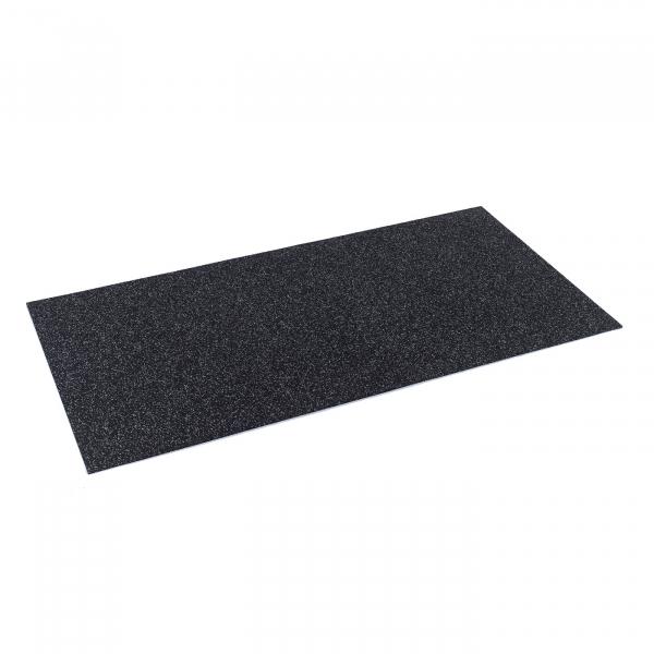 TRINFIT Sportovní gumová podlaha do fitness_deska_200_100_15%g