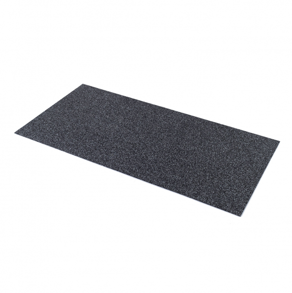 TRINFIT Sportovní gumová podlaha do fitness_deska_200_100_30%_02g