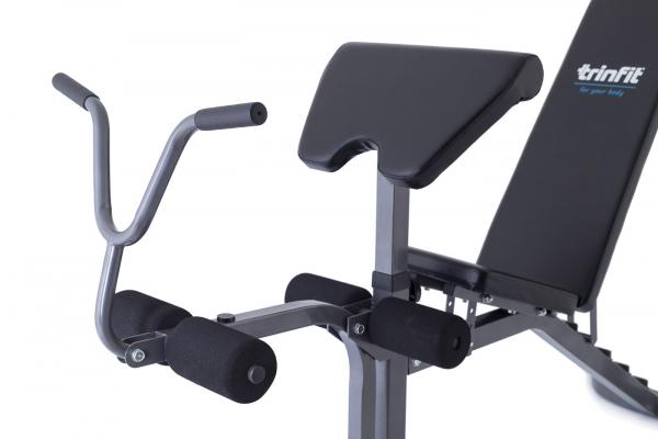 Posilovací lavice na jednoručky TRINFIT Vario LX4 biceps pult