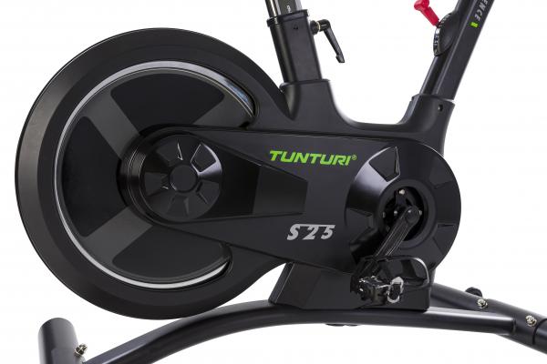 Cyklotrenažér Tunturi S25 Competence tělo trenažeru