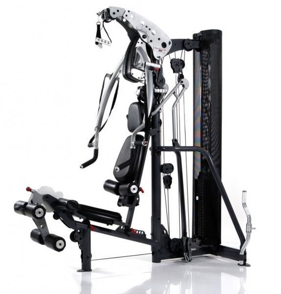 Posilovací věž  Finnlo Maximum M3 multi-gym konstrukce