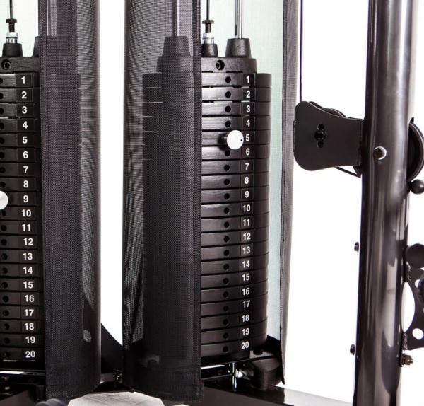 Posilovací věž  FINNLO MAXIMUM M5 multi-gym detail
