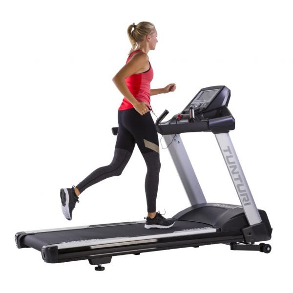 Běžecký pás Tunturi Platinum Treadmill 5HP profil