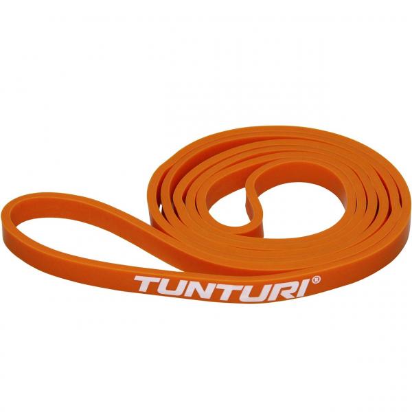 Posilovací guma TUNTURI Power Band extra light oranžová