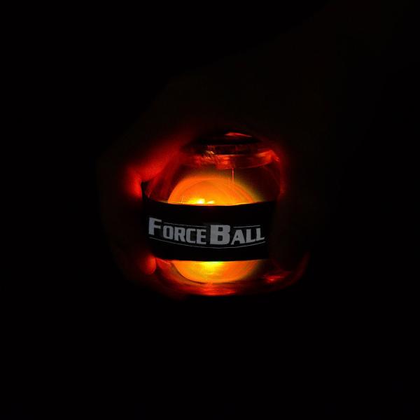 Posilovač zápěstí s počítadlem TUNTURI Magic ball LED