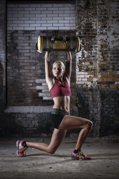 Zátěžový vak Strengthbag TUNTURI workout 3