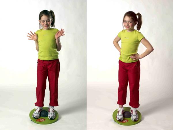 Balanční deska MFT Fun disc kid 2
