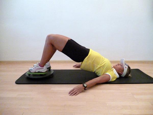 Balanční deska MFT Trim Disc workout 6