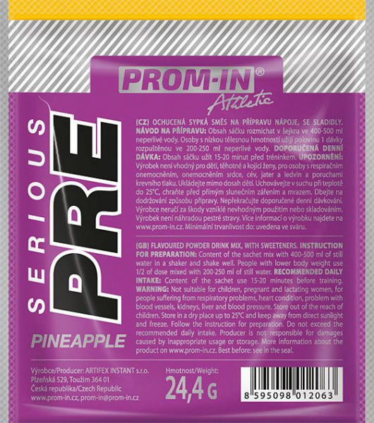 PROM-IN Serious Pre 24,4 g