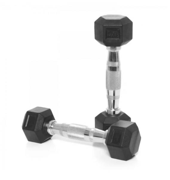 Jednoruční činka HEXA 1 kg