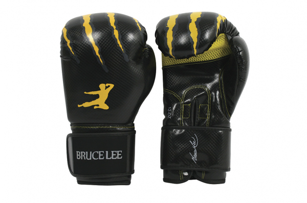 Boxerské rukavice BRUCE LEE Signature both sides