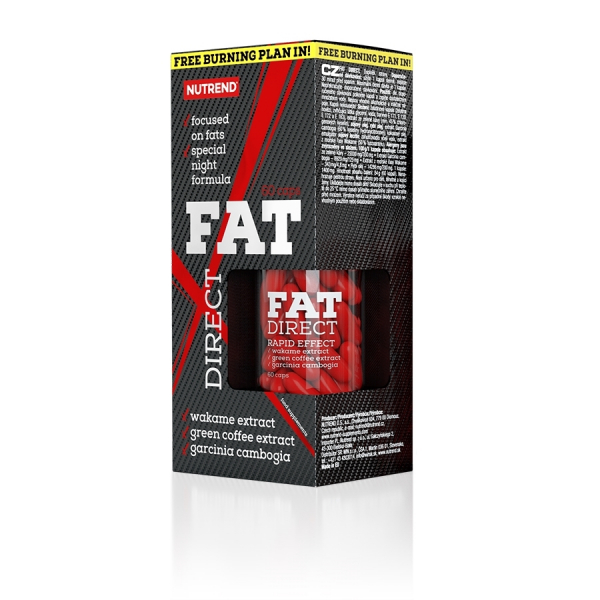 NUTREND Fat Direct 60 tablet obal