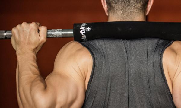 Návlek na olympijskou osu HARBINGER workout 2