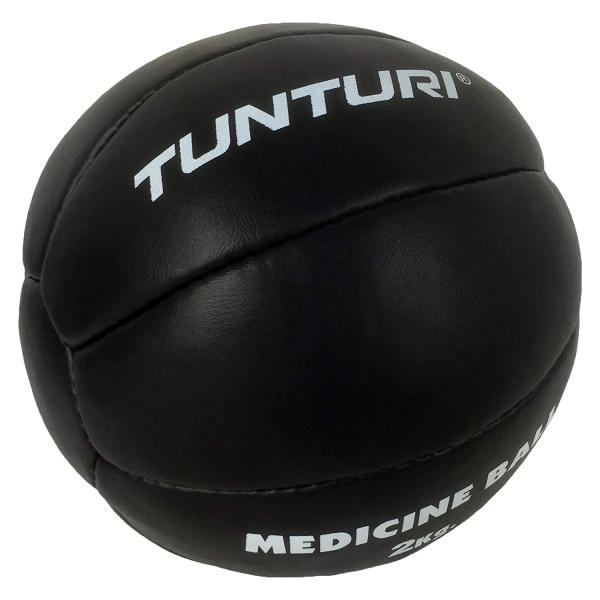 Medicinbal syntetická kůže TUNTURI černý