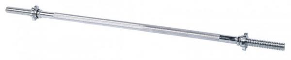 Hřídel velká TUNTURI se závitem vč. matic. uzávěrů 165 cm