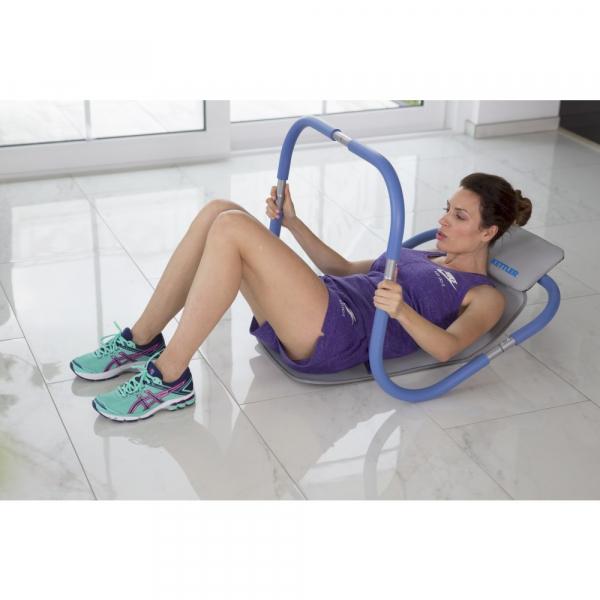 Ab Roller Basic KETTLER modrý workout 1