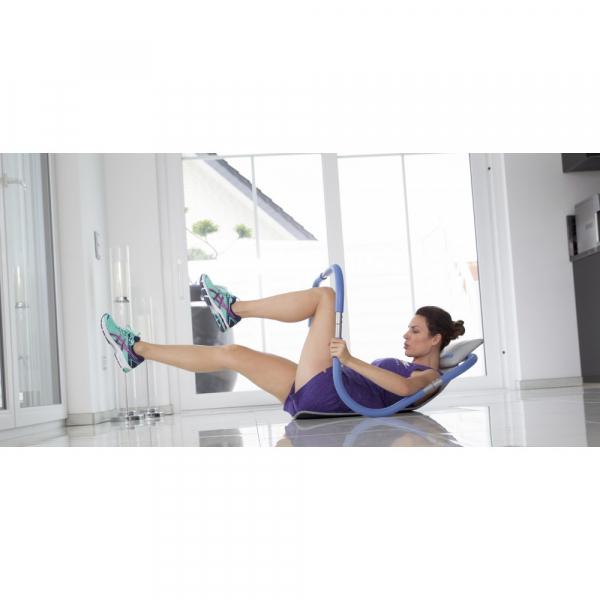 Ab Roller Basic KETTLER modrý workout 3