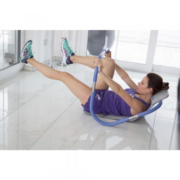 Ab Roller Basic KETTLER modrý workout 4