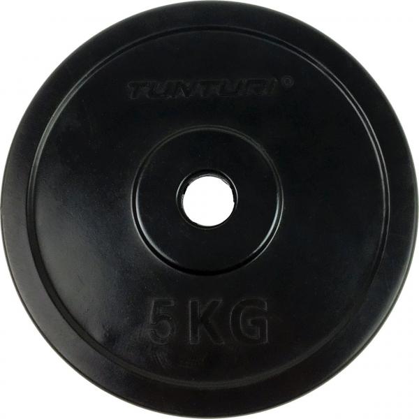 Kotouč pogumovaný TUNTURI 30 mm