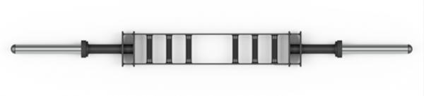 MULTIGRIP BAR MARBO MF-G007 přímý pohled