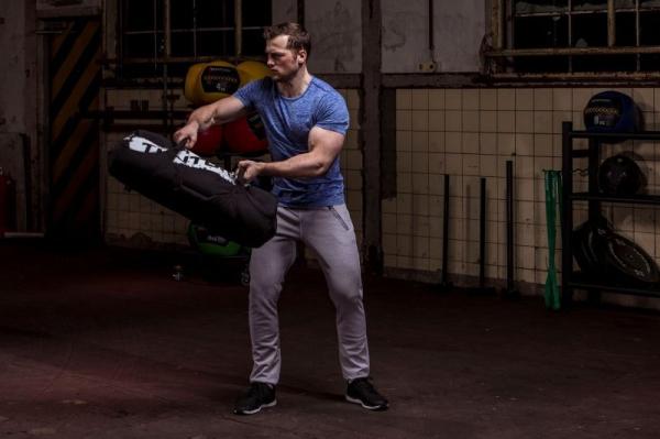 Posilovací vak plnící TUNTURI Pro max 18 kg