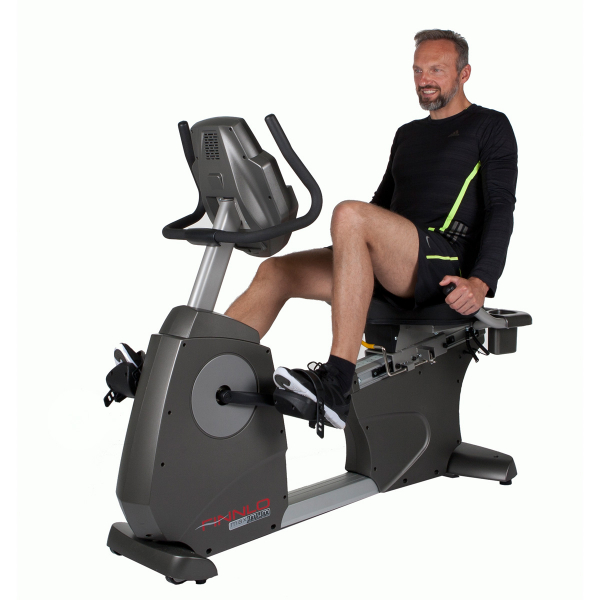 Finnlo Maximum Upright Bike - promo 4