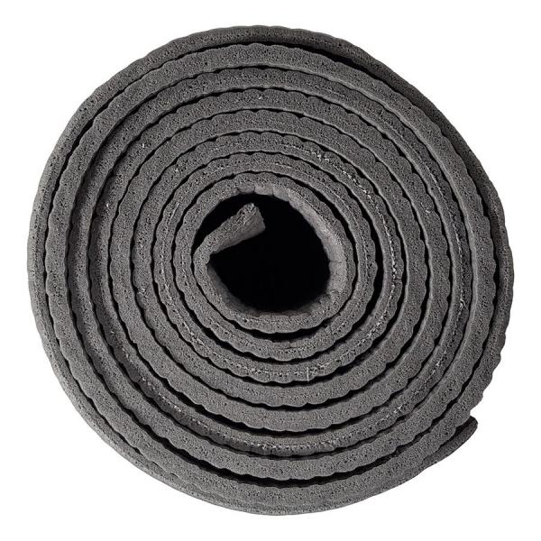 Jóga podložka TUNTURI PVC 4 mm ze strany