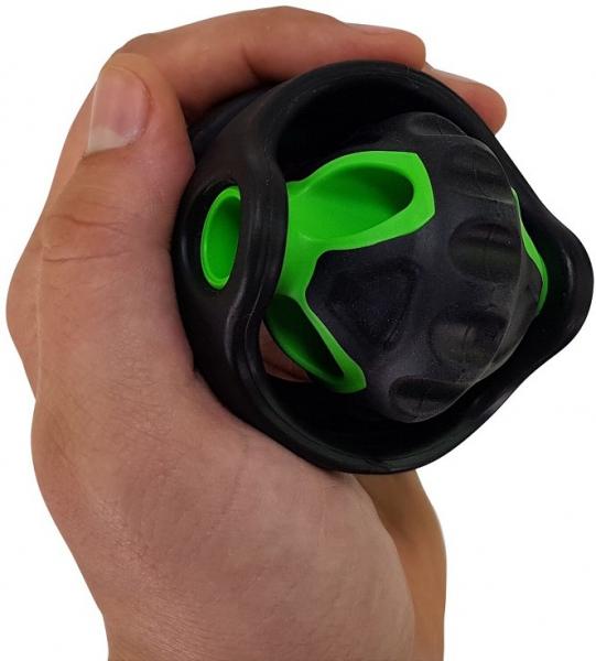 Masážní váleček TUNTURI Muscle Roller Ball HAND