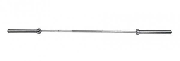 Olympijská tyč TUNTURI Cross Fit 220cm, 20 kg, 28 mm přímý pohled