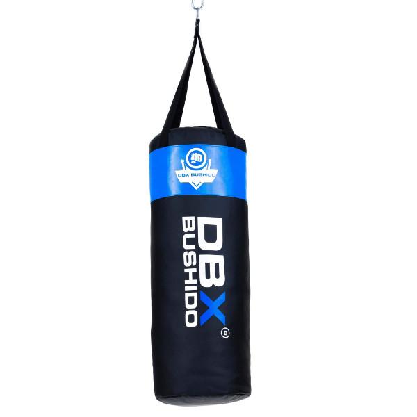 Boxovací pytel DBX BUSHIDO 80 cm 30 cm 15-20 kg pro děti modrý