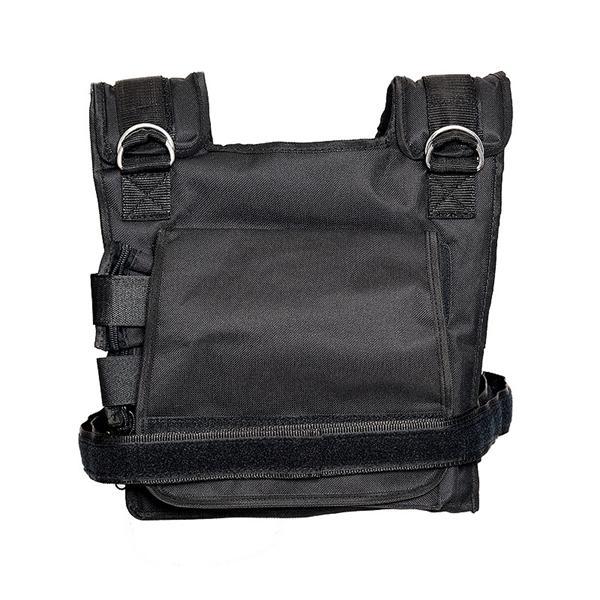 Zátěžová vesta DBX BUSHIDO krátká 1-18 kg 3