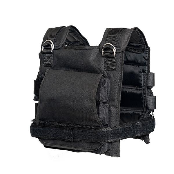 Zátěžová vesta DBX BUSHIDO krátká 1-18 kg 4