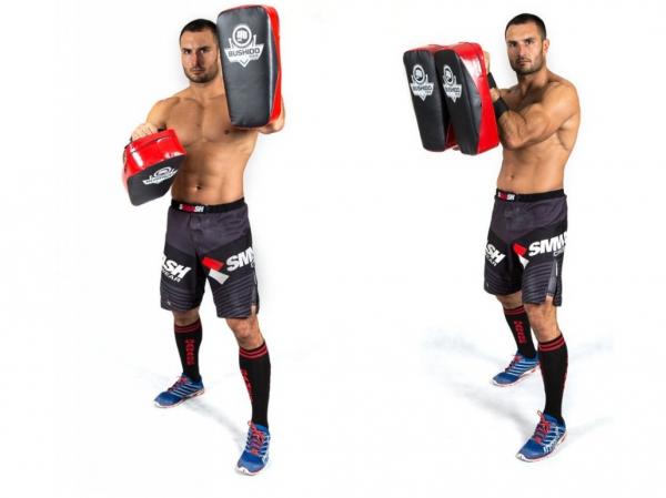 Tréninkový blok 42 cm DBX BUSHIDO fight