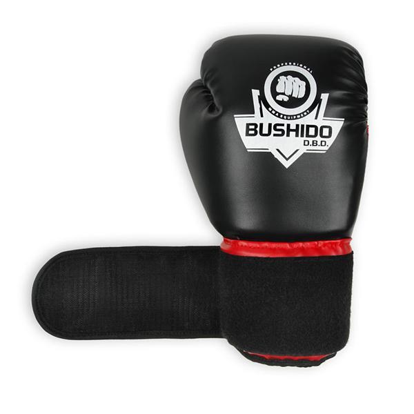 Boxerské rukavice DBX BUSHIDO ARB-407 omotávka