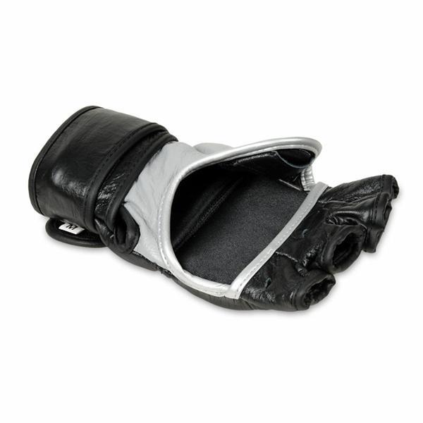 MMA rukavice kožené DBX BUSHIDO BUDO-E-1 detail 1