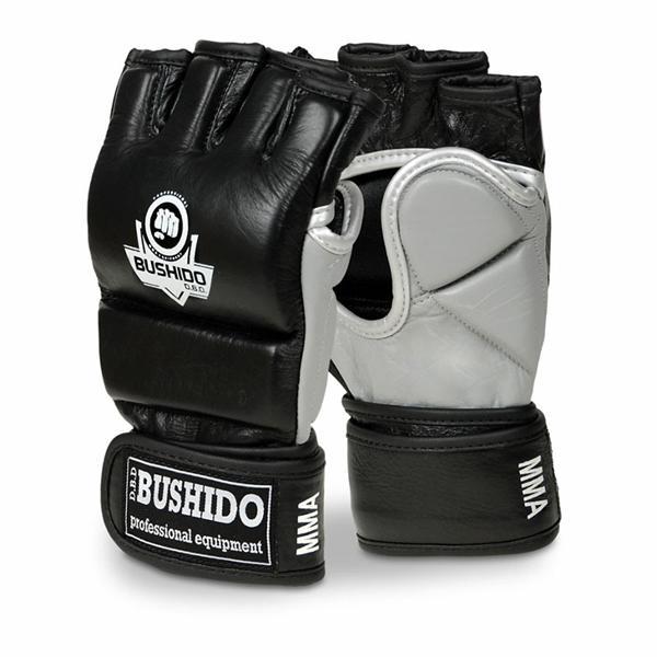MMA rukavice kožené DBX BUSHIDO BUDO-E-1 pár