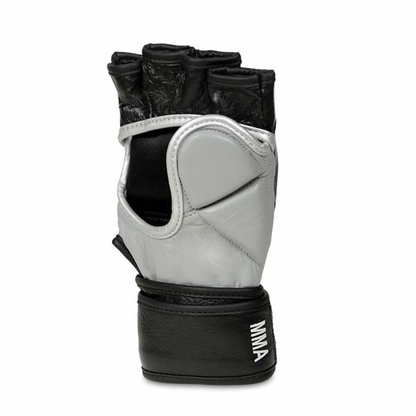 MMA rukavice kožené DBX BUSHIDO BUDO-E-1 spodek