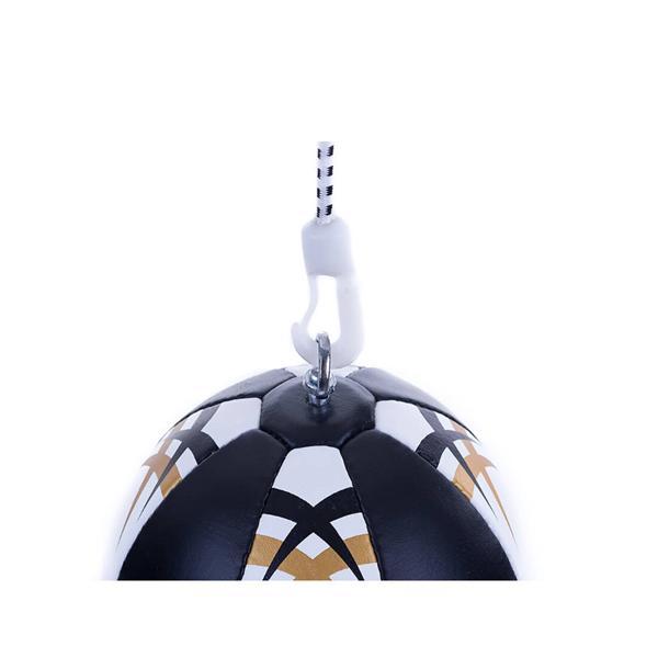Reflexní míč, speedbag DBX BUSHIDO ARS-1164 bílo-černý 1