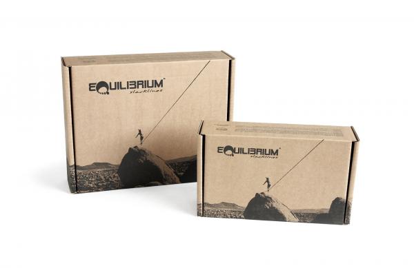 Equilibrium Slack Line BALANCE Set 20 m balení