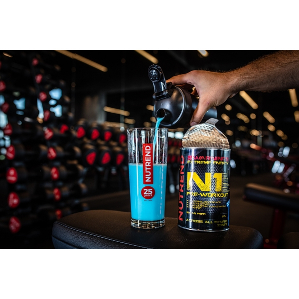 NUTREND N1 Pre-Workout drink