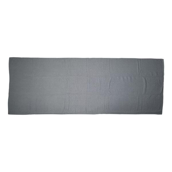 Ručník na jógu TUNTURI 180 x 63 cm s taškou otočená