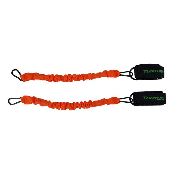 MMA & Box Tréninkový systém s expandery TUNTURI připojení oranžové. 2jpg
