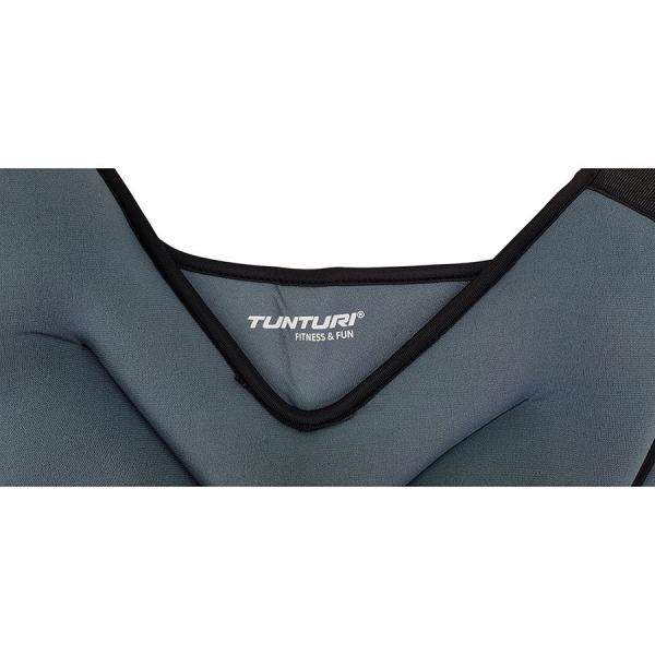 Zátěžová vesta 5 kg TUNTURI logo