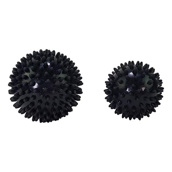 Masážní míčky - sada 4 ks TUNTURI ježci