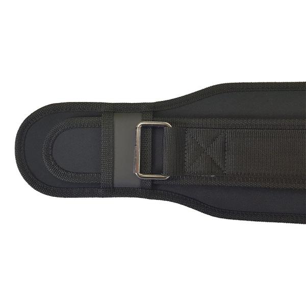 Vzpěračský pás TUNTURI nylon přezka 2