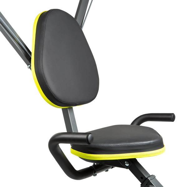 Rotoped HAMMER Home Trainer Wonderbike polstrované sedadlo a zádová opěrka