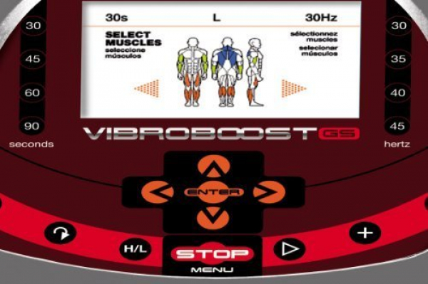 BH FITNESS VIBROBOOST GS YV30RS SE