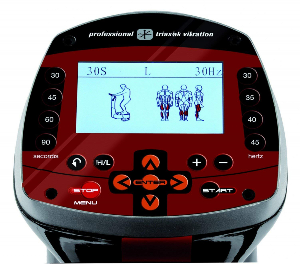 BH FITNESS VIBROBOOST GS YV30RS SE pc